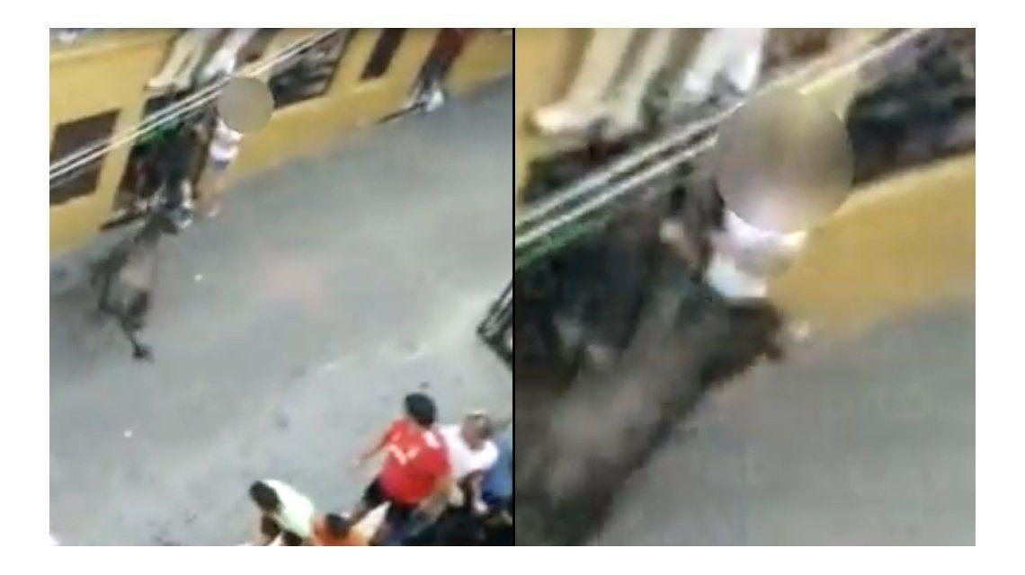 VIDEO: Una mujer murió tras ser embestida por una vaquillona en las corridas de España