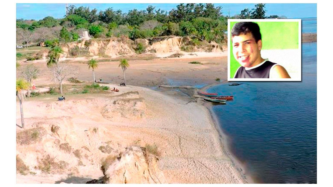 Hallaron el cuerpo de uno de los jóvenes desaparecidos en Corrientes
