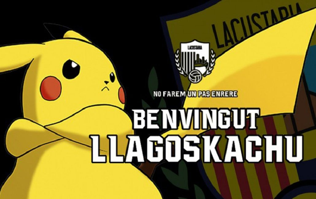 El refuerzo menos pensado: un club español contrató a Pikachu