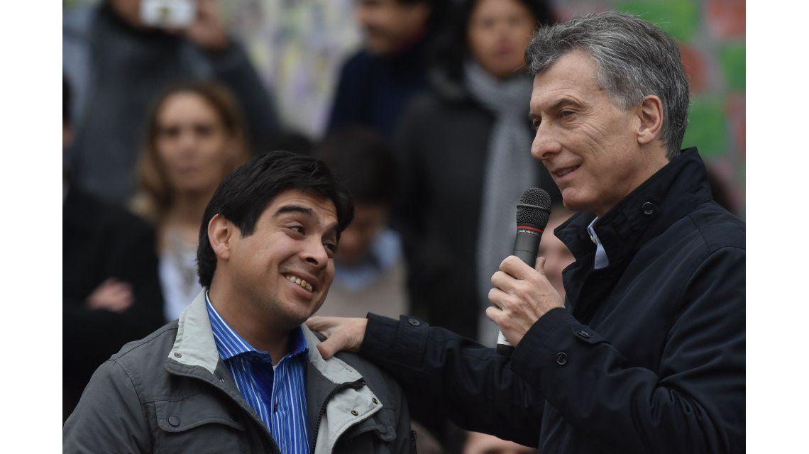 Macri celebró la aprobación de la Ley de Primer Empleo, que el Congreso aún no comenzó a discutir