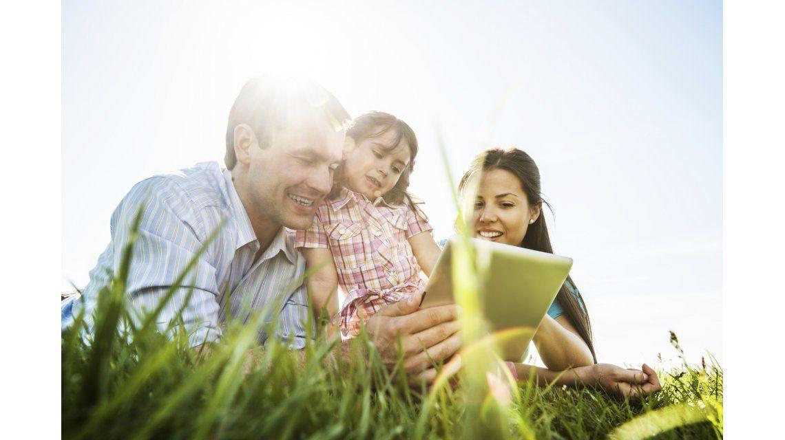 Uno de cada tres padres considera que internet aisla a los hijos