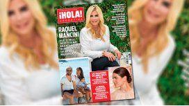 La conmovedora entrevista a Raquel Mancini