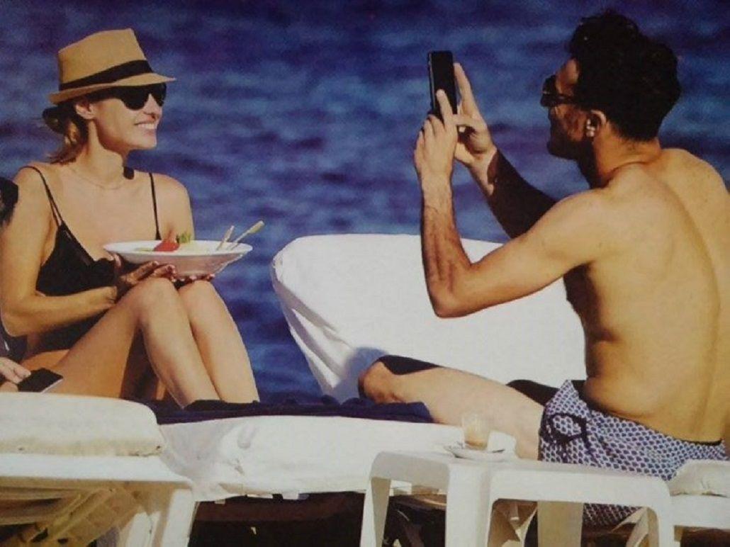 Pampita y Pico Mónaco, otra vez de vacaciones en Ibiza