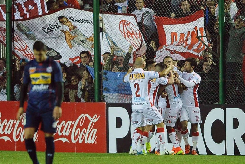 Huracán le ganó a Central Córdoba y pasó a los 16avos de la Copa Argentina