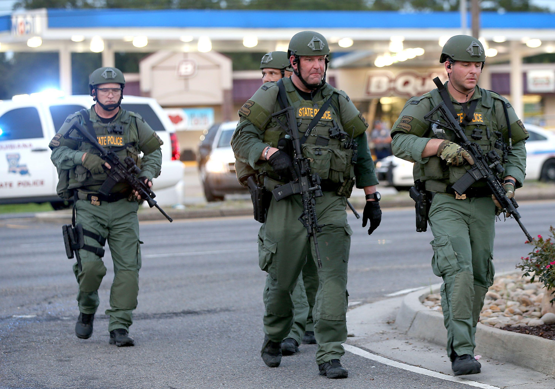 Así se desató en Estados Unidos un nuevo tiroteo racial
