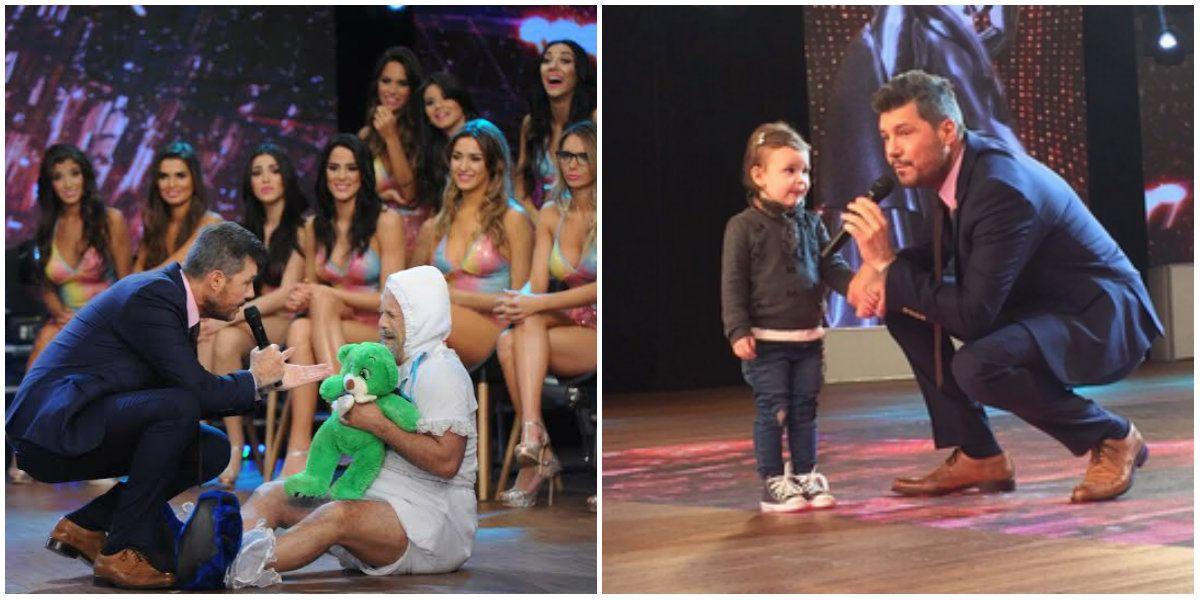 Mirá el show de Olivia Alfonso y el bebé de Lourdes Sánchez