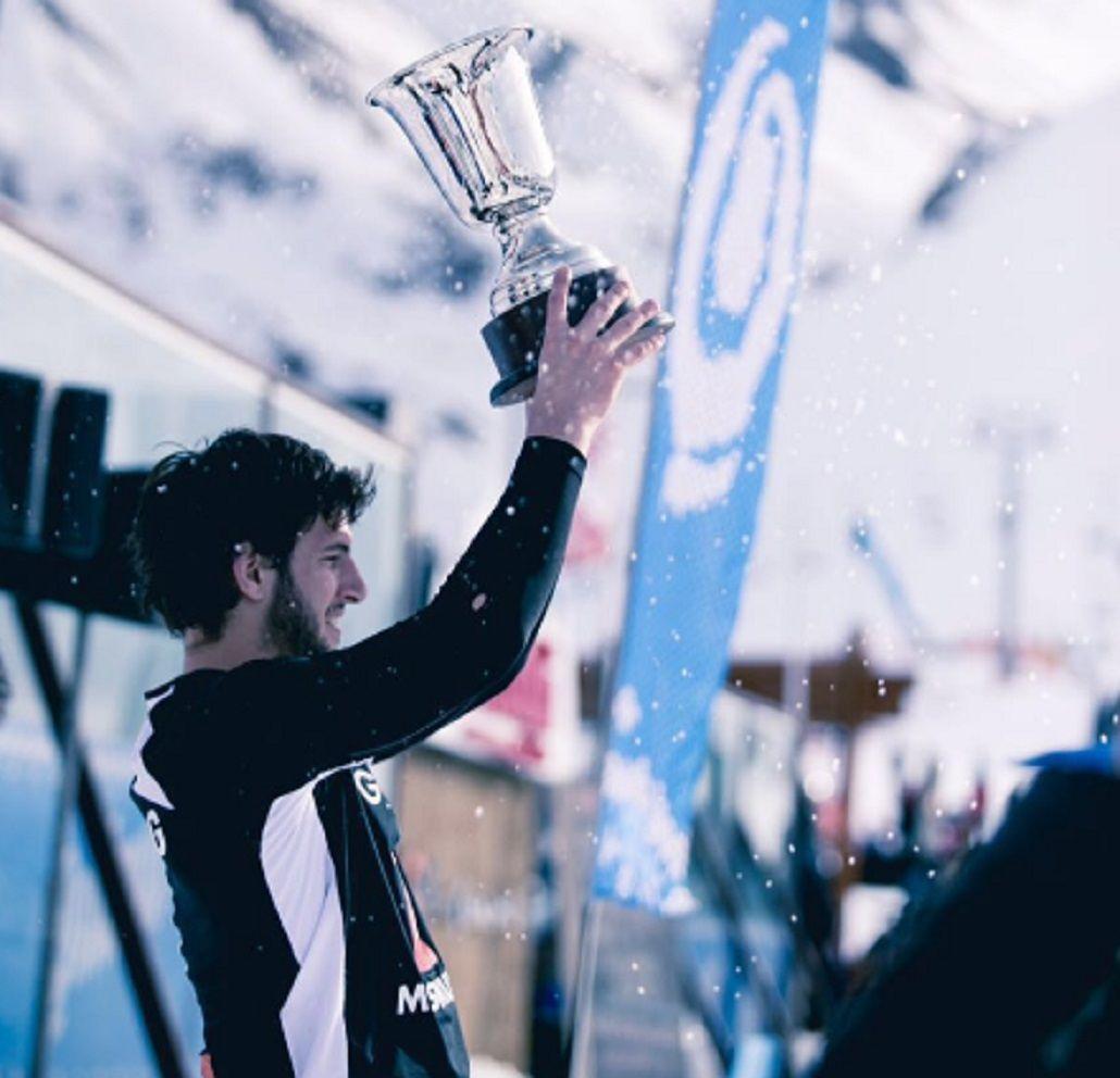 Rugby en plena nieve: Las Leñas fue testigo de una gran exhibición