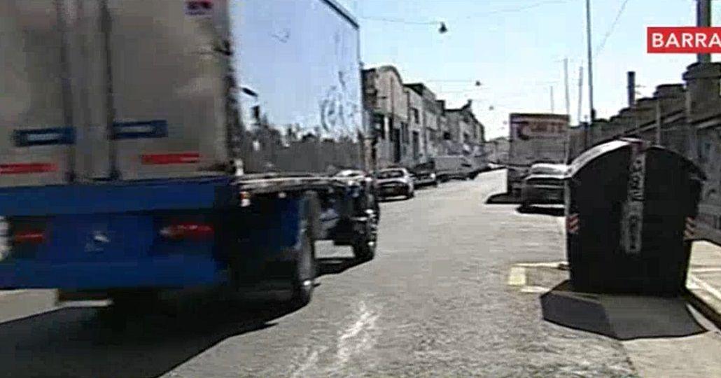Un taxista mató a puñaladas a un pasajero y quedó detenido