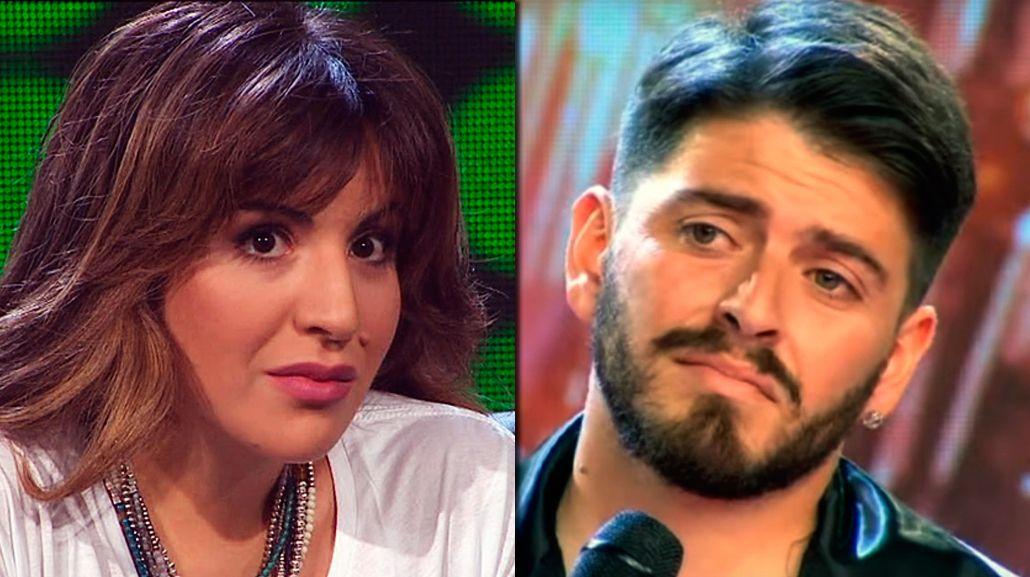 Fuerte cruce entre Gianinna Maradona y Diego Jr: Vos tendrás dos hermanos más, yo no