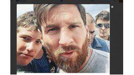 El mal momento de Messi en sus vacaciones en Ibiza