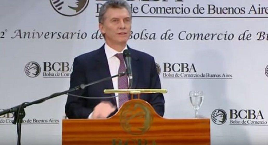 Macri advirtió a empresarios que es la última oportunidad para entrar al blanqueo