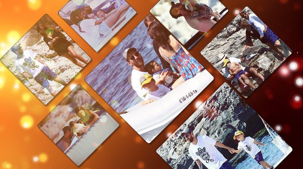 Las vacaciones de Messi y su familia en Ibiza en lujoso yate