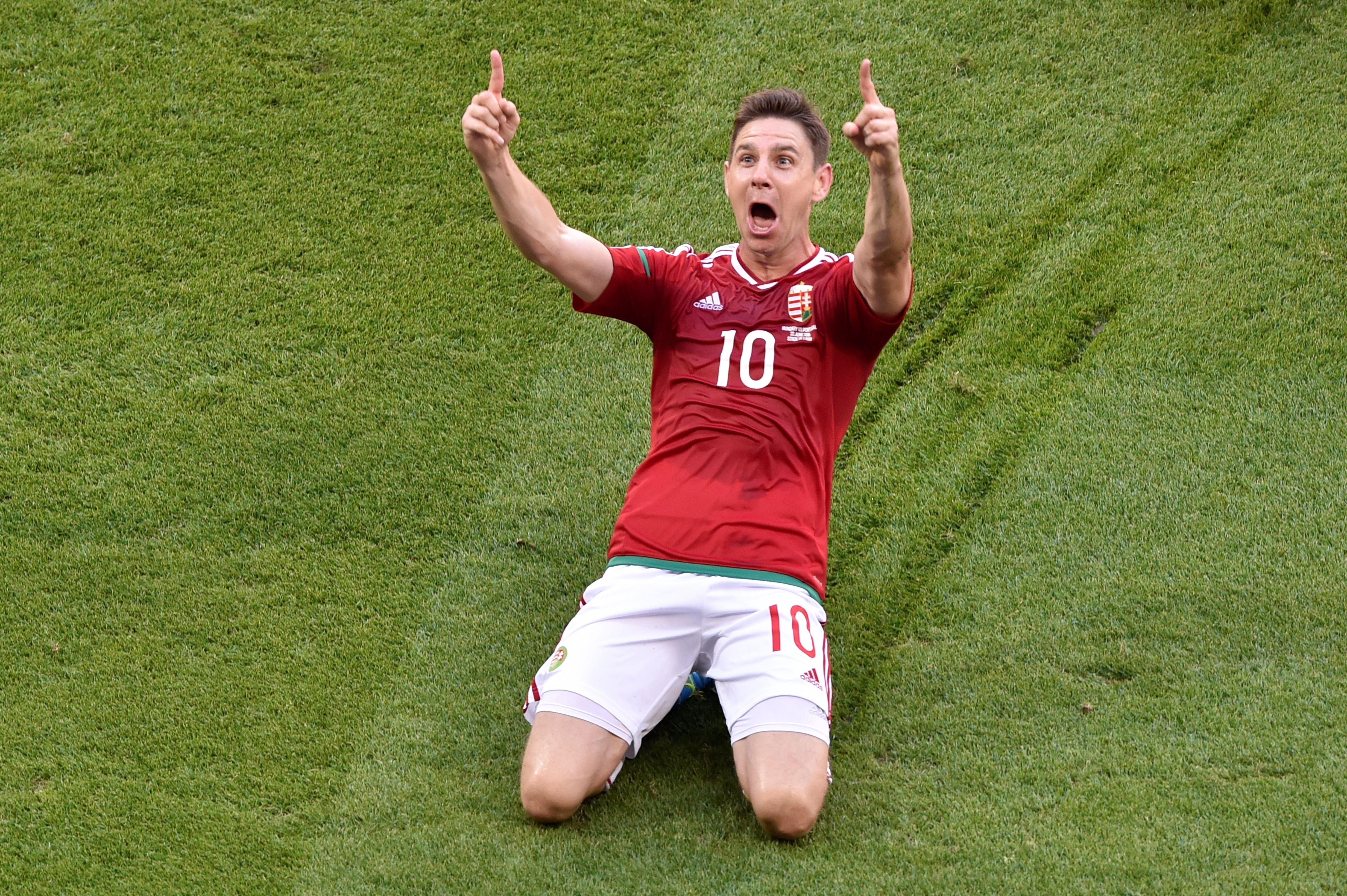 De zurda y desde afuera: éste fue el mejor gol de la Euro