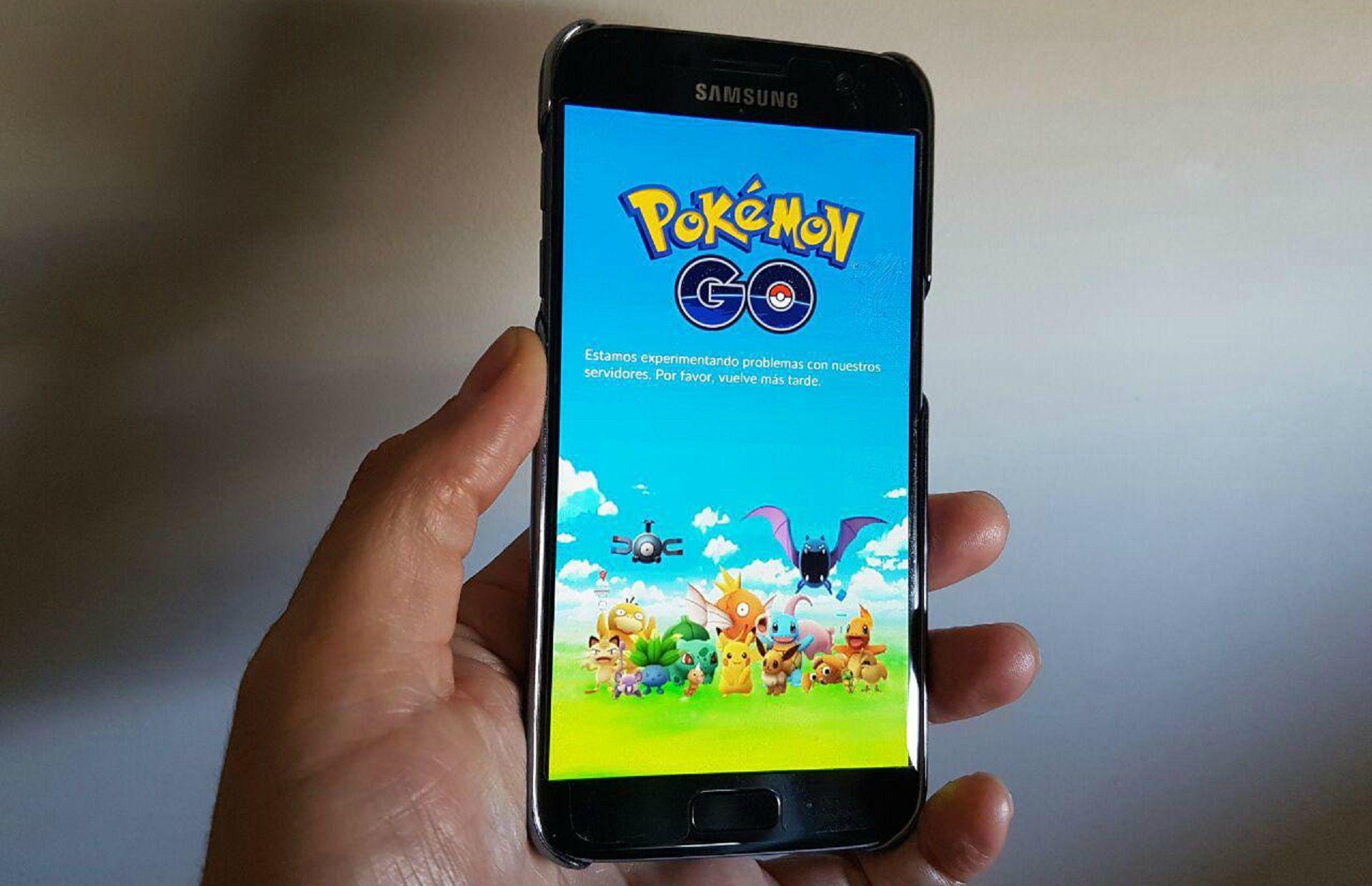 Pánico: Pokémon GO se cayó en todo el mundo