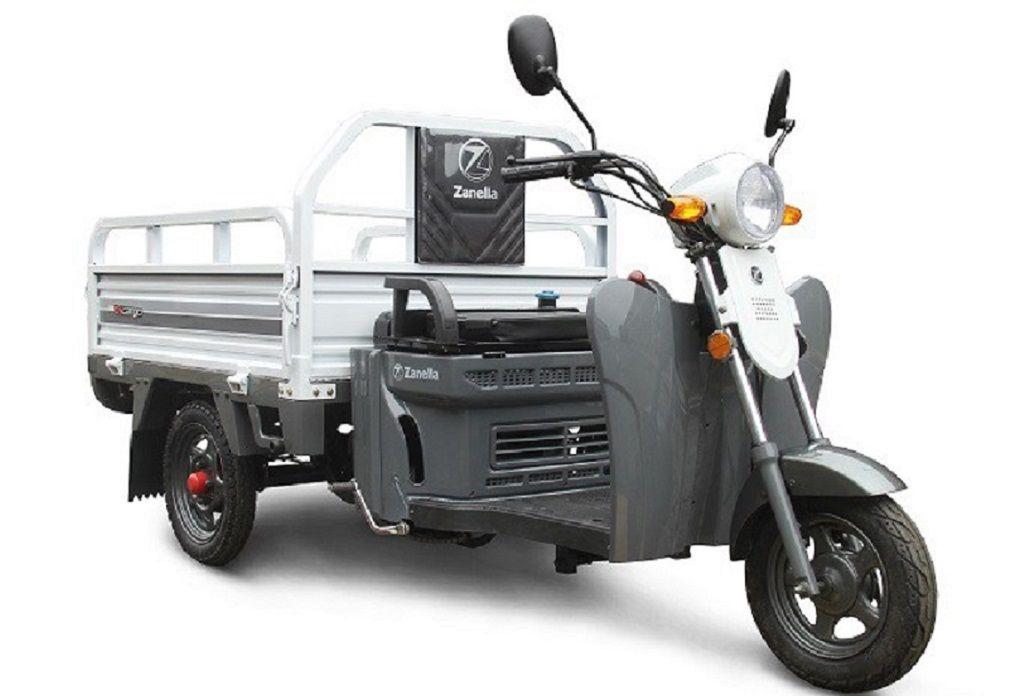 Tricargo 110, el renovado modelo de Zanella en la gama de utilitarios