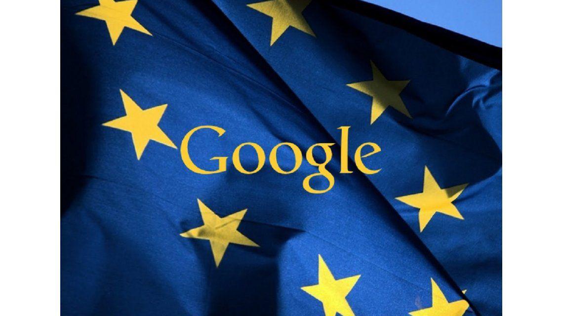 La Comisión Europea acusa de abuso a Google por favorecer a su buscador de compras