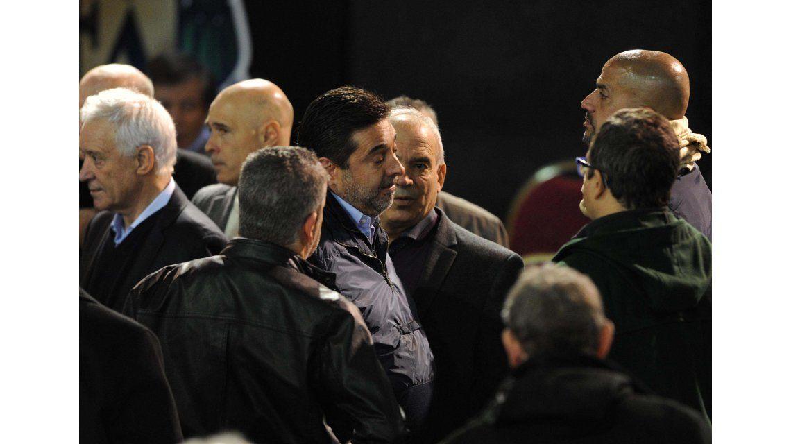 Tras una reunión secreta, hay principio de acuerdo por Superliga