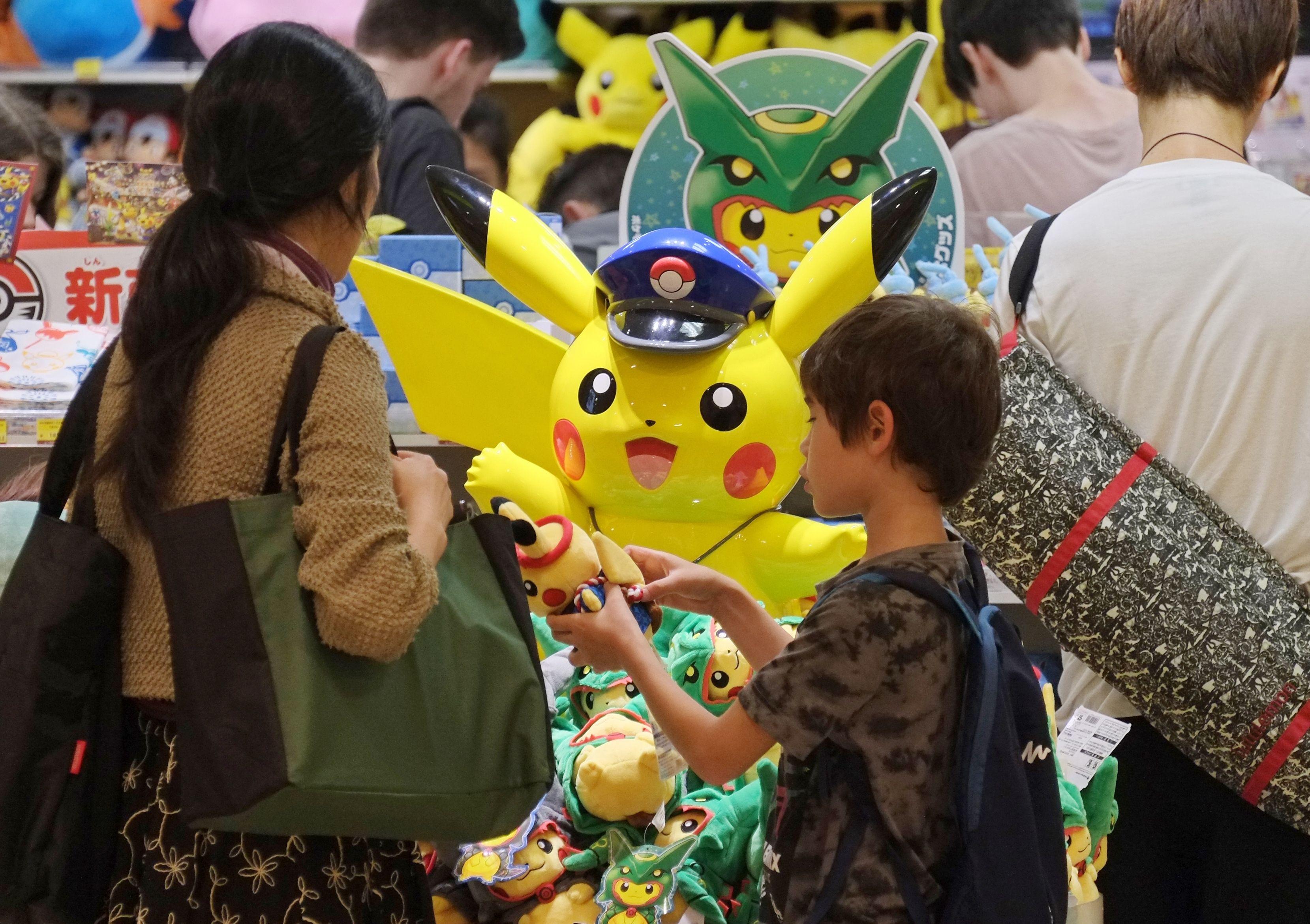 Furor en todo el mundo por el Pokemon Go