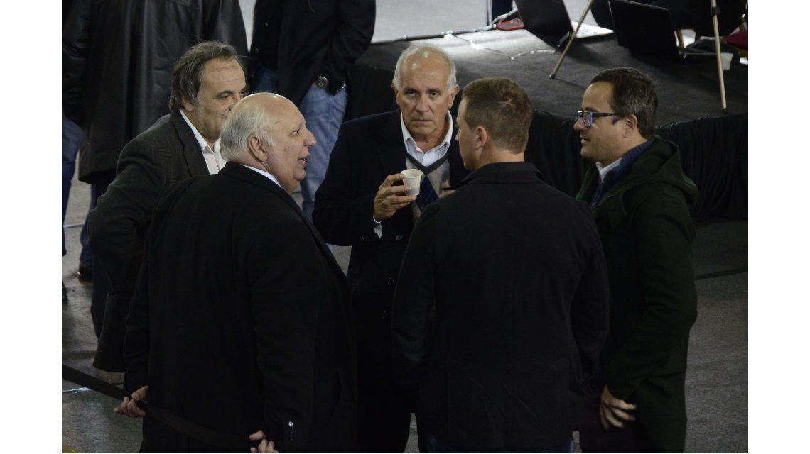 Comenzó la Asamblea Extraordinaria de la AFA para aprobar la Superliga