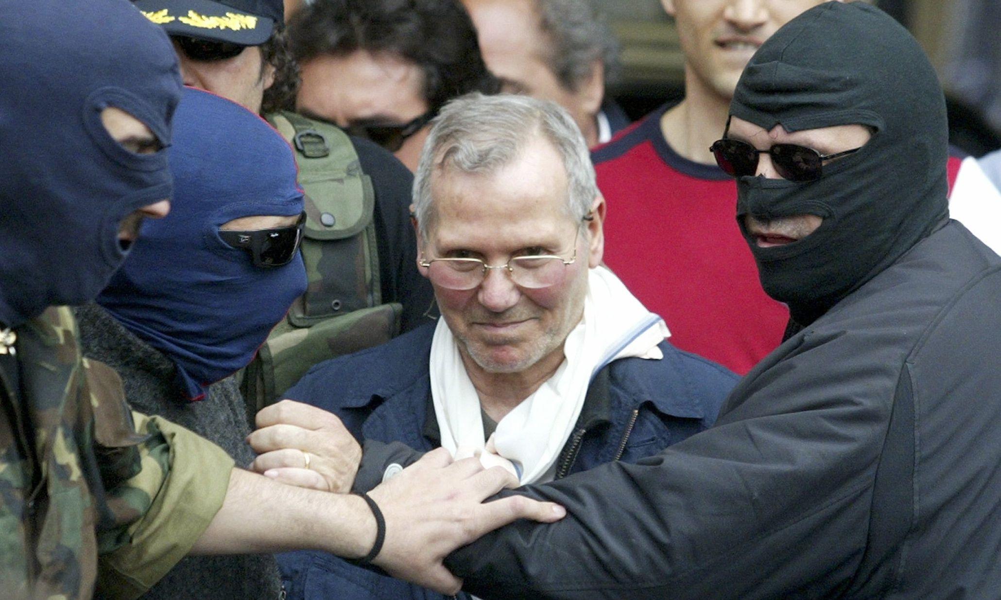 Murió a los 83 años el jefe de la Cosa Nostra