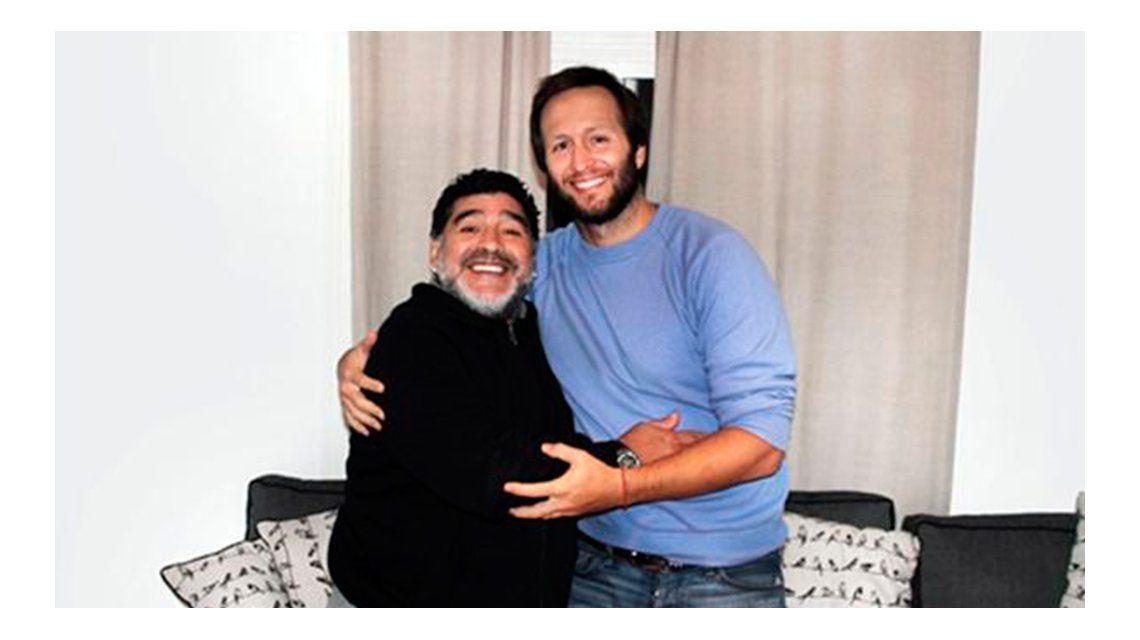 Llega la miniserie de Diego Maradona a la televisión: Es la historia de mi vida