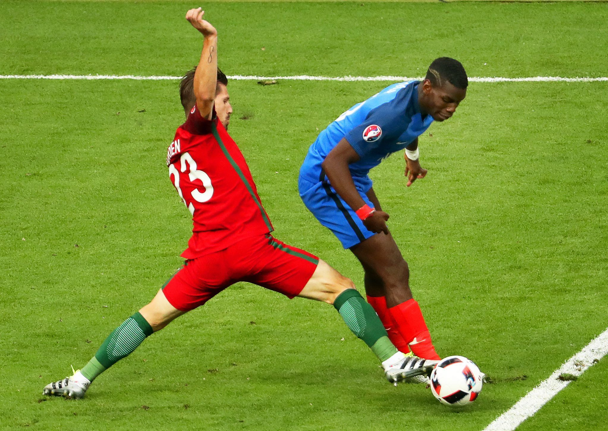 Sin su estrella, Portugal silenció París y es el campeón de la Eurocopa
