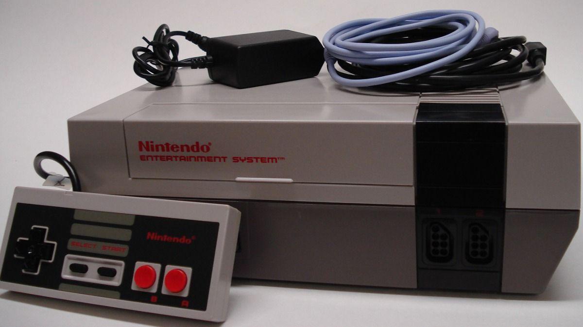 Nintendo revive un clásico: vuelve la NES en versión Mini