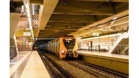 Se inauguró la estación Santa Fe de la Línea H