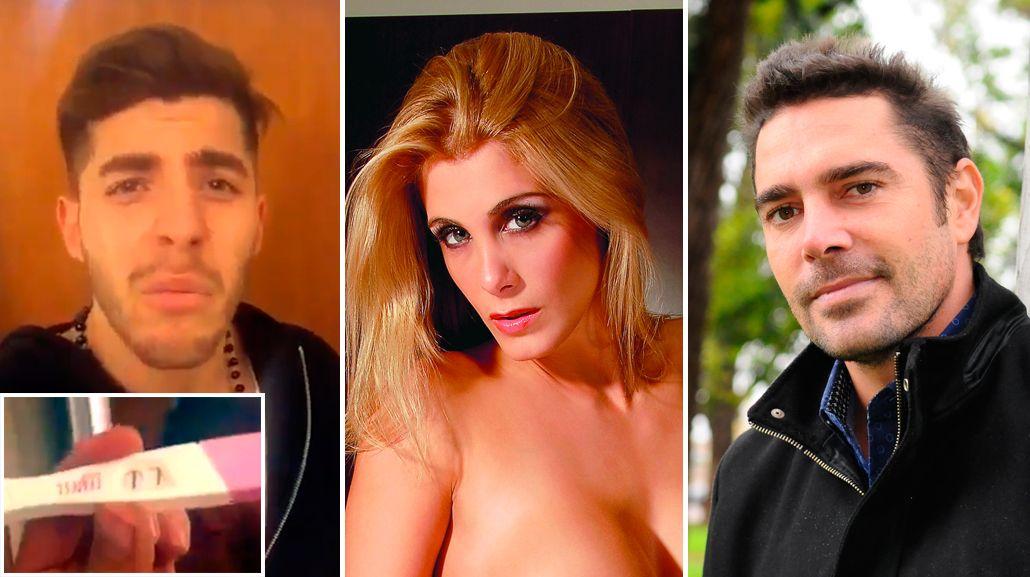 Las amenazas del novio de Florencia Maggi a Matías Alé: No te querés hacer cargo, que no te cruce