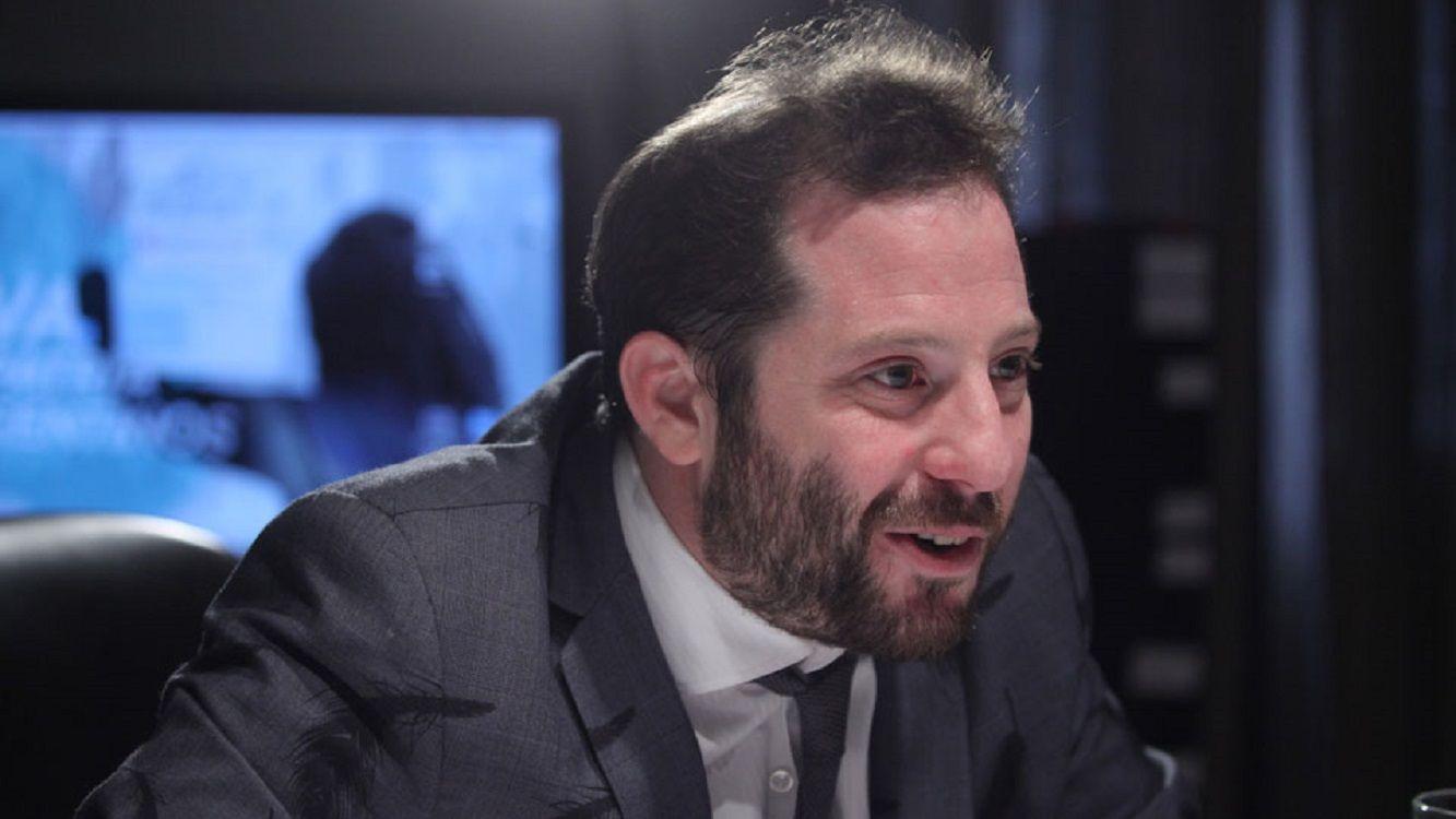 José Ottavis ganó la lotería otra vez: mirá el video con el anuncio