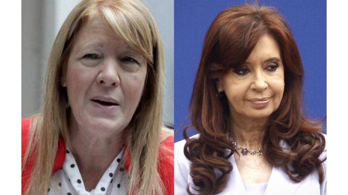 Stolbizer dijo estar muy tranquila, en la previa a la mediación con Cristina