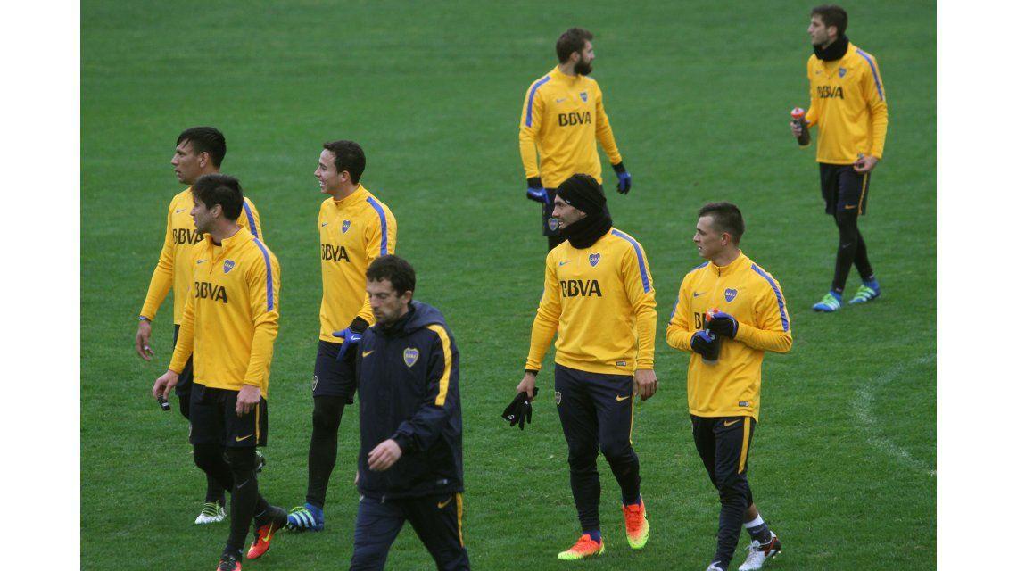 Boca prepara un cambio para intentar dar vuelta la serie y ser finalista