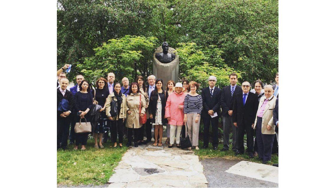 El Bicentenario de la Independencia se celebró en todo el mundo