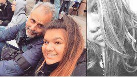 La hija de Rial, después del bypass gástrico: camina 30 cuadras por día