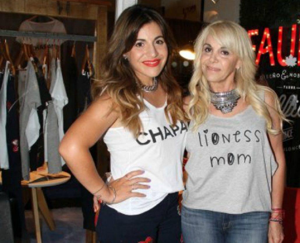 La denuncia de Claudia Villafañe que involucra a su hija Gianinna
