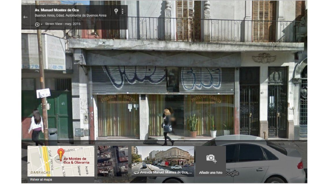 Misterio en Barracas: desde el sábado que hay un velatorio sin deudos en una fábrica de pastas