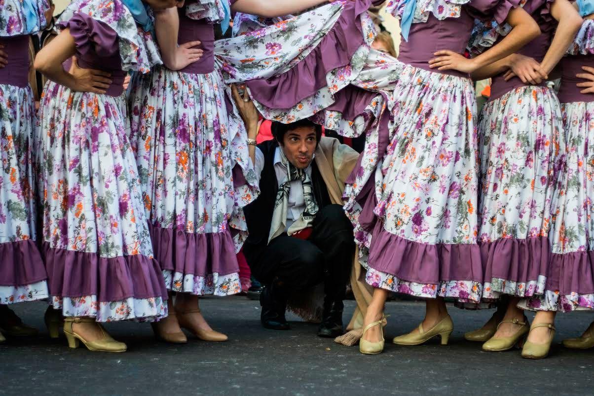 Con baile y música, C5N festejó los 200 años de la Independencia
