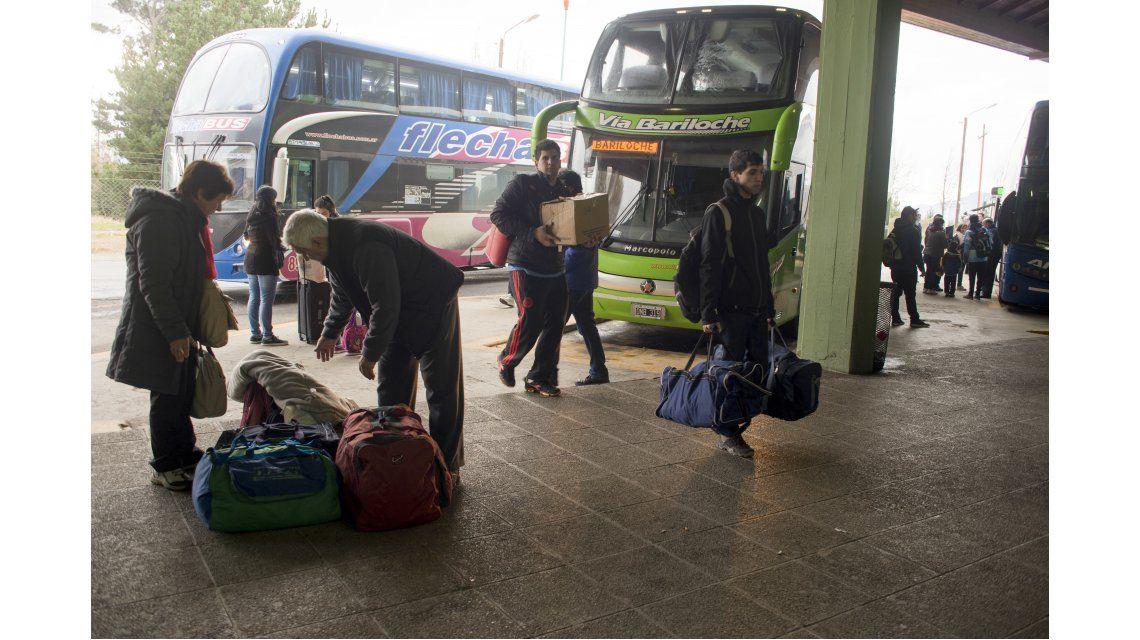 Efecto crisis: hubo gran movimiento de turistas pero muy pocas ventas