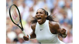 Serena Williams anunció que está embarazada