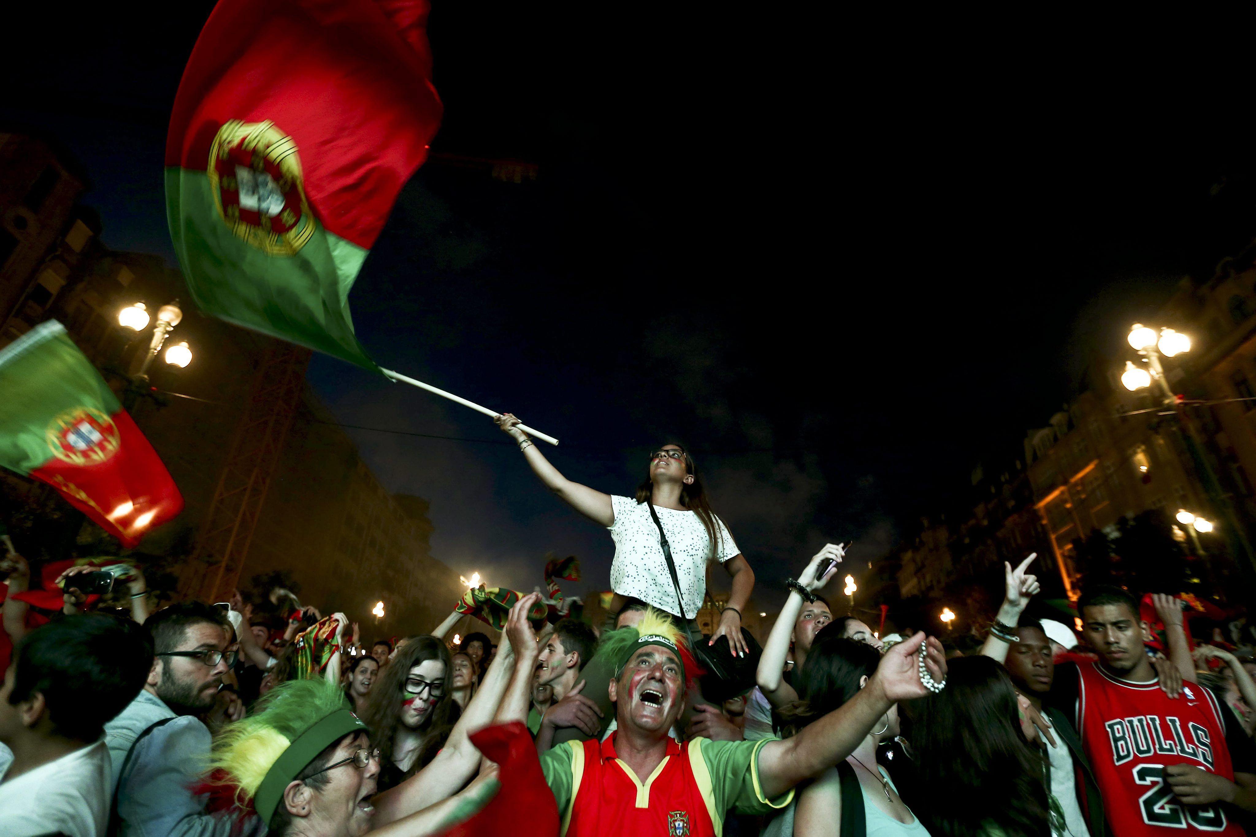 Portugal finalista de la Eurocopa 2016