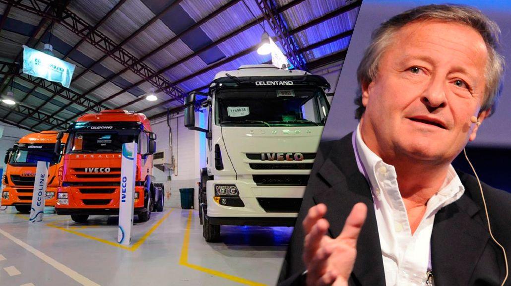 Iveco suspendió a 500 operarios por caída en las ventas