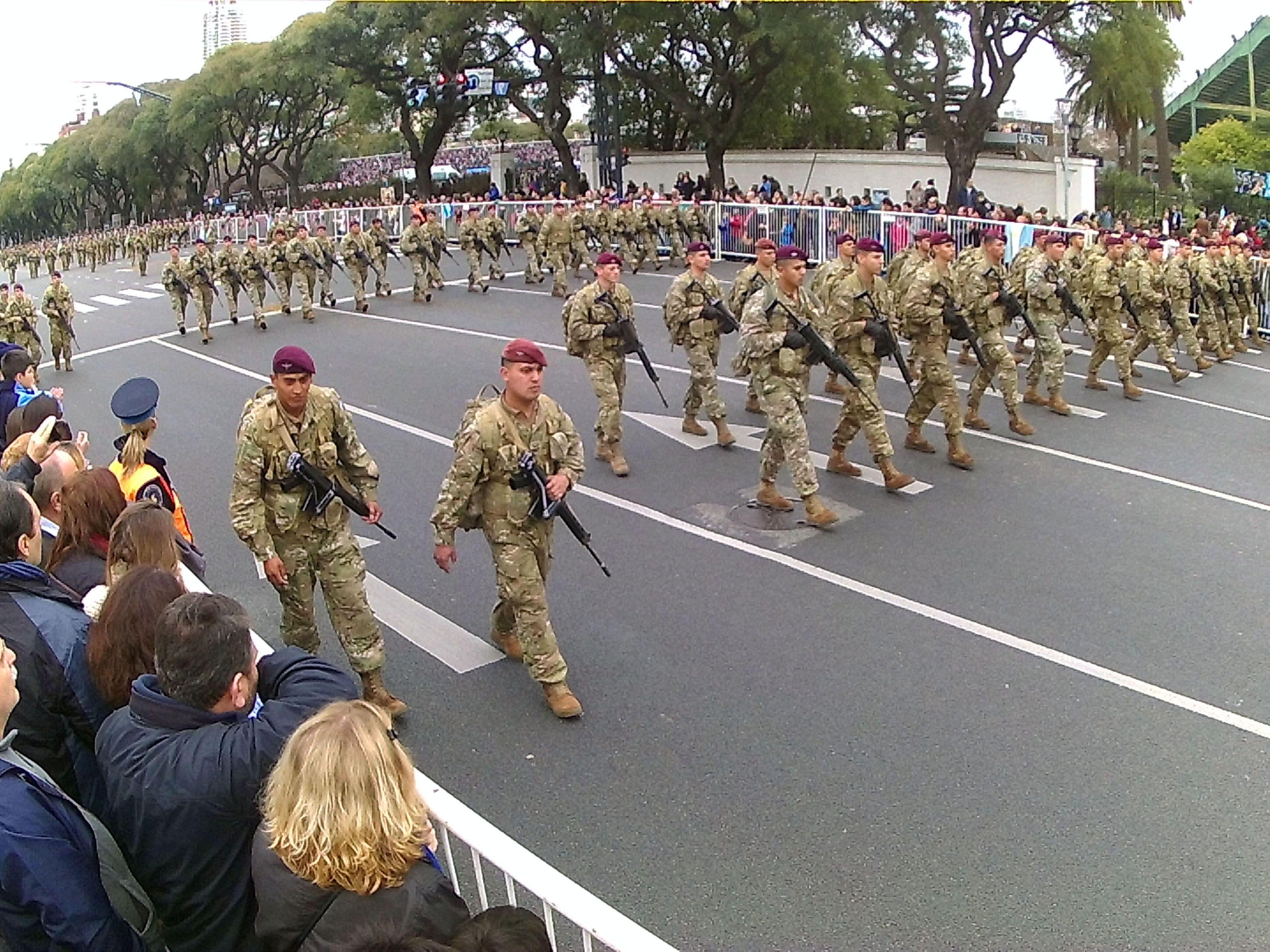 Las mejores fotos del Bicentenario de la Independencia