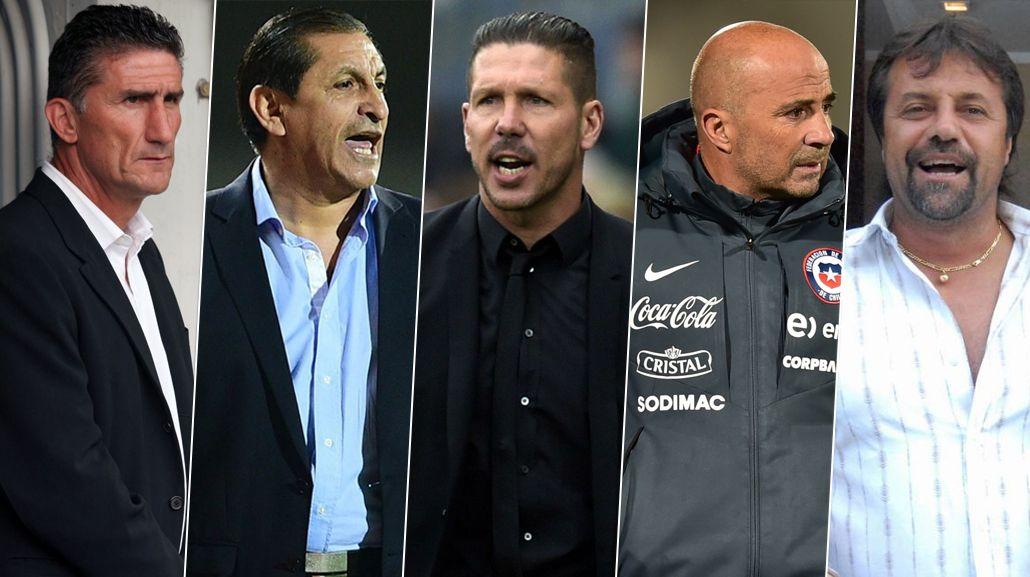 ¿Quién querés que sea el DT de la Selección tras la renuncia de Martino?