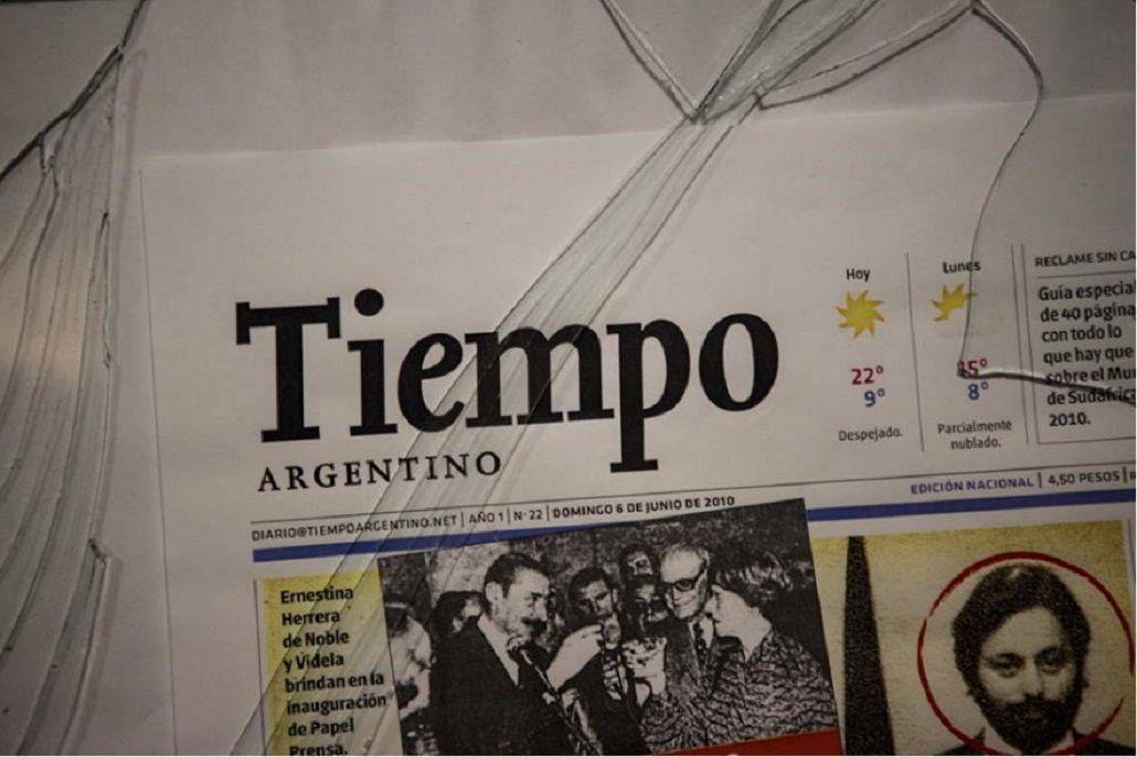 La Asociación de Periodismo Digital repudió el ataque a Tiempo Argentino