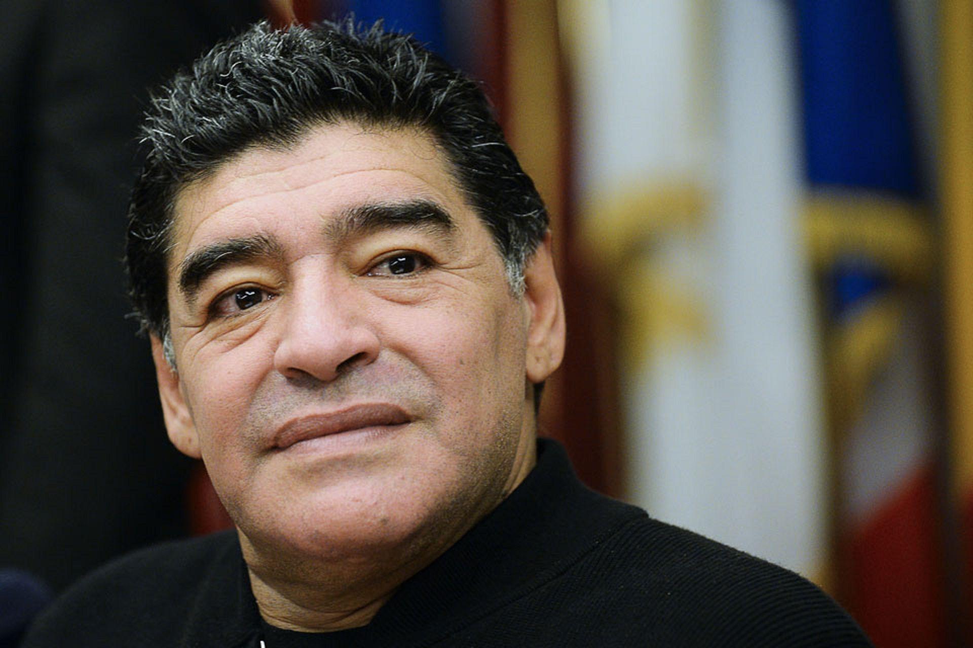 El nuevo contrato millonario de Diego Maradona en Emiratos Árabes