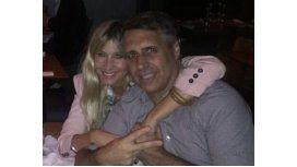 Soledad Solaro, de novia con Leo Rodríguez