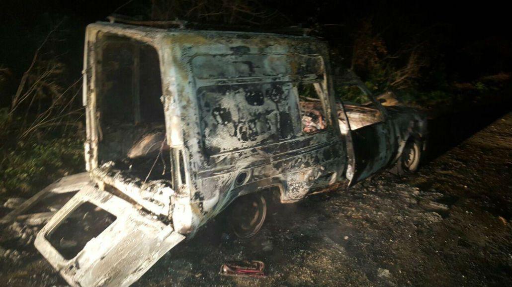 Le salió mal: quemó el auto para cobrar el seguro, pero lo descubrieron