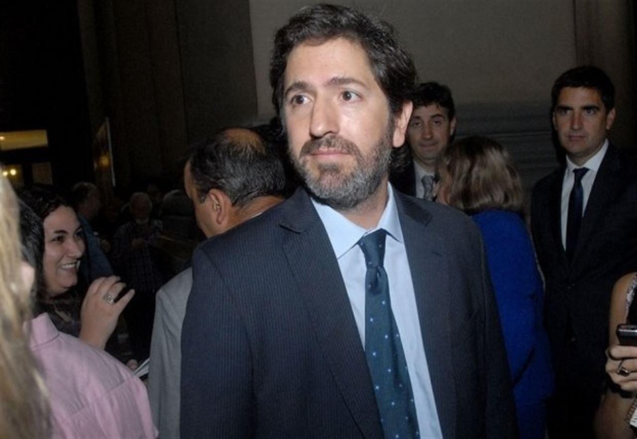Sebastián Casanello, juez federal<br>