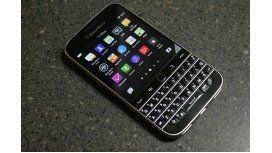 BlackBerry se despidió de su teclado
