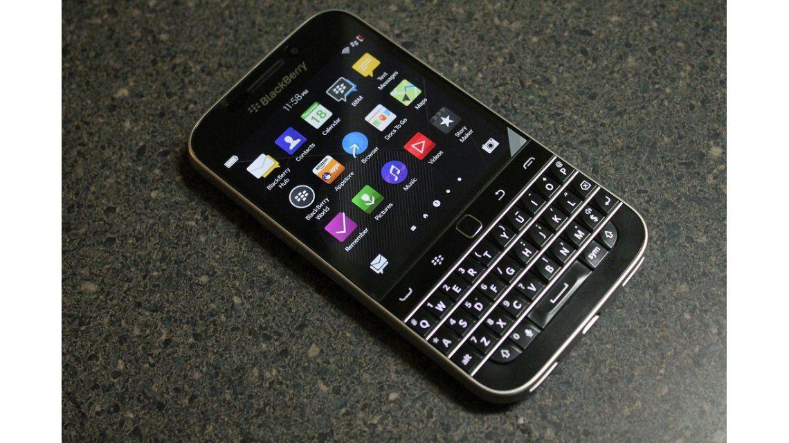 BlackBerry se despide de su emblemático teclado